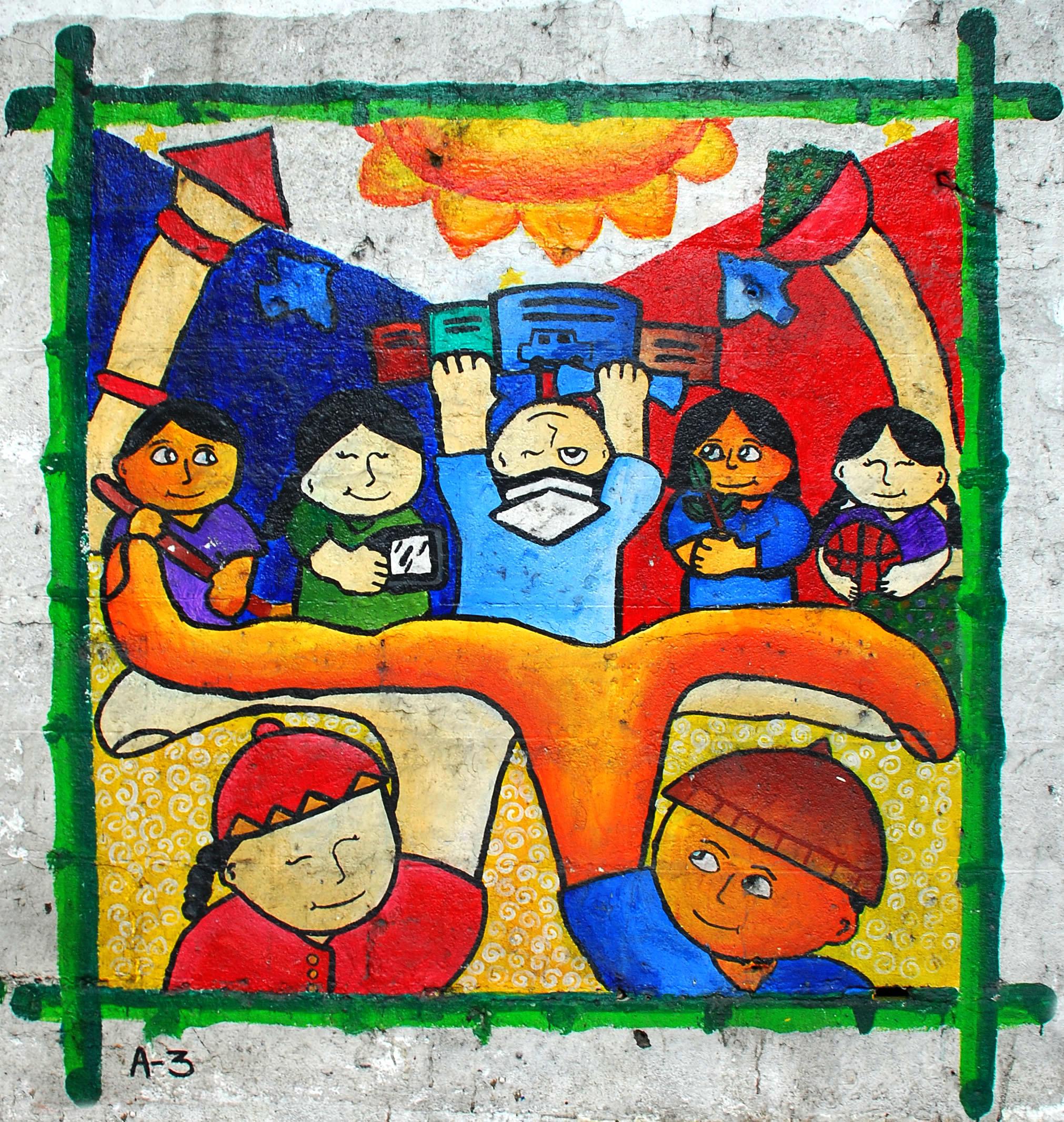 Murals Philippine Filipino Chinese Friendship Day 2007 51