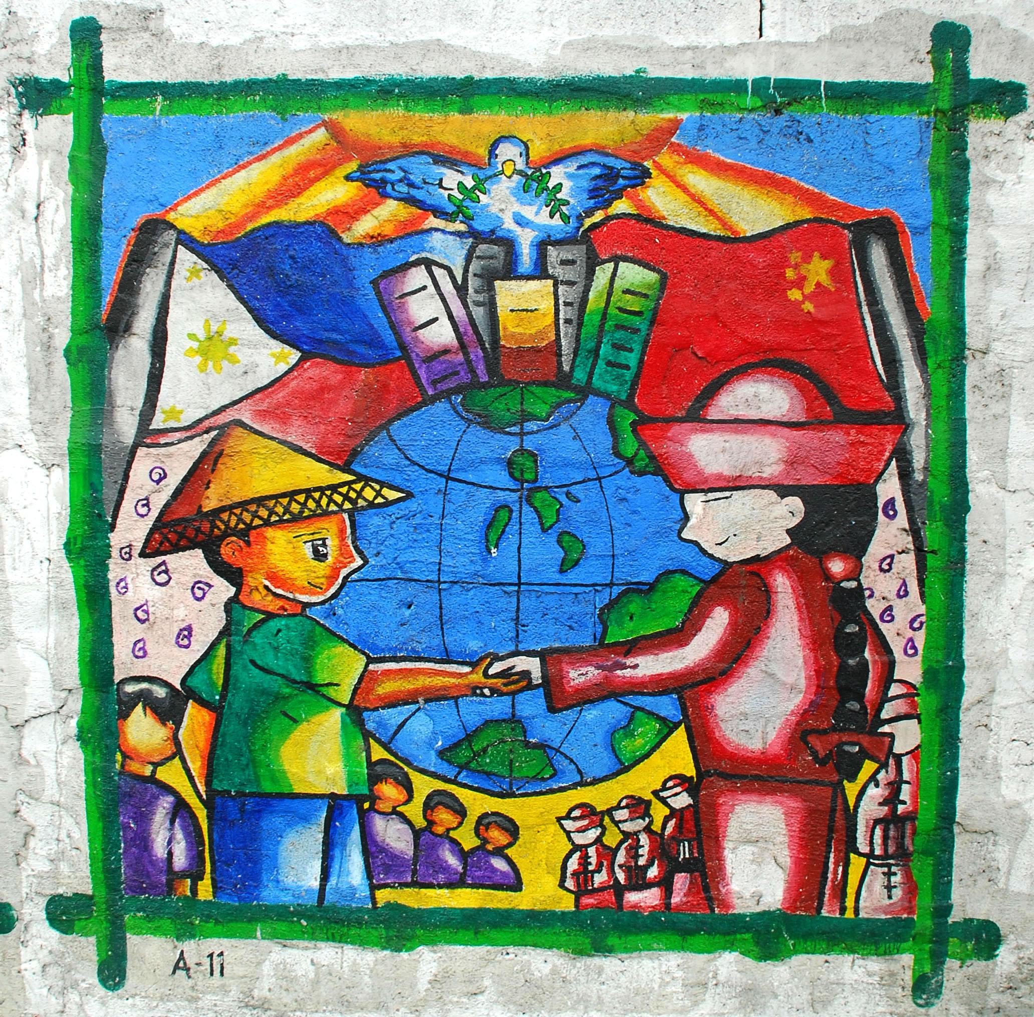 Murals Philippine Filipino Chinese Friendship Day 2007 59