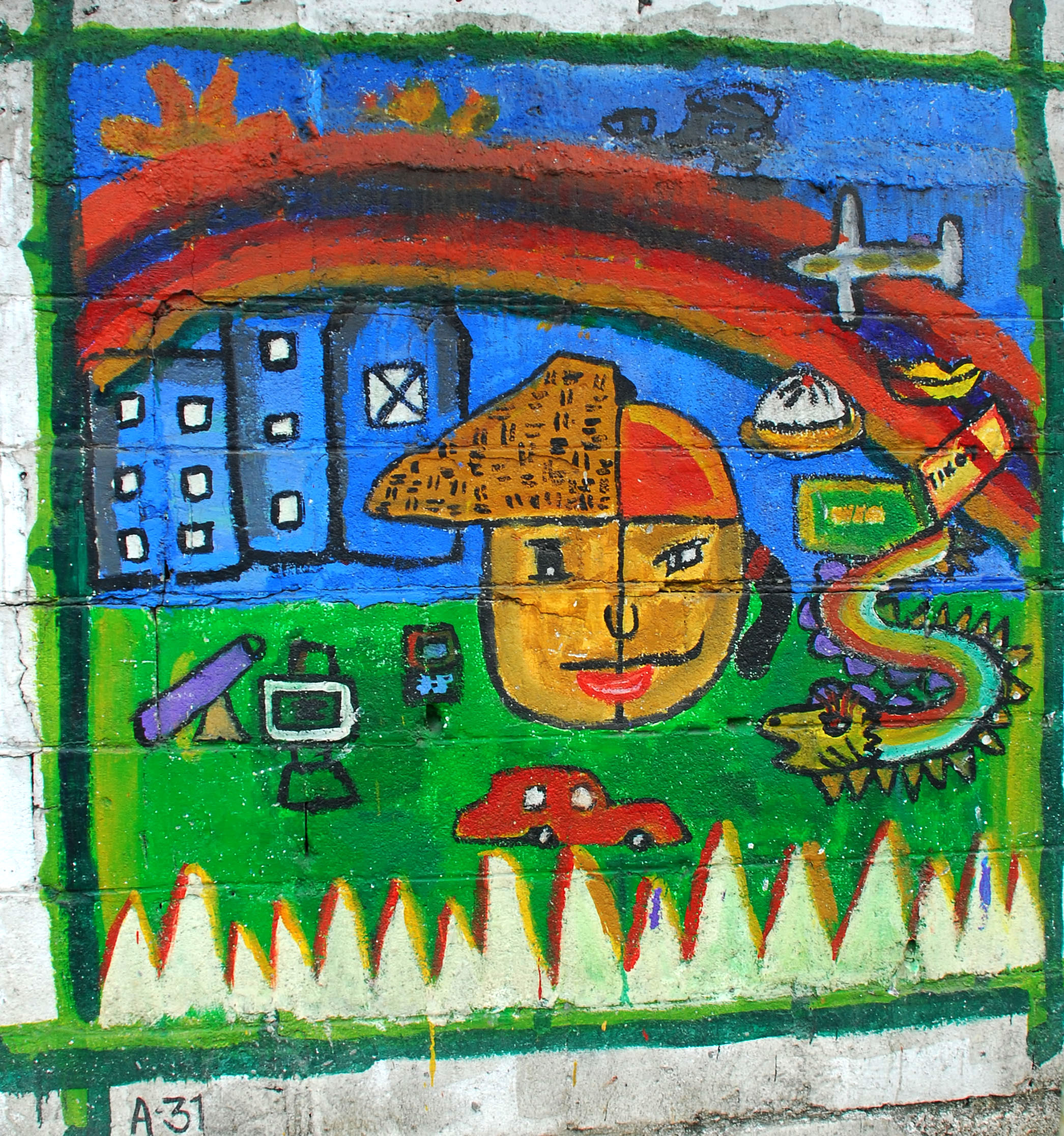 Murals Philippine Filipino Chinese Friendship Day 2007 79