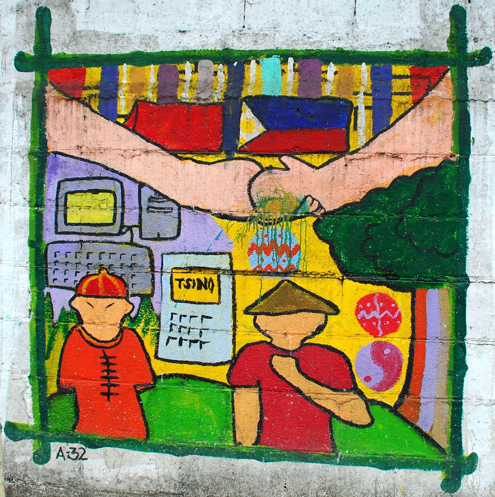 Murals Philippine Filipino Chinese Friendship Day 2007 80