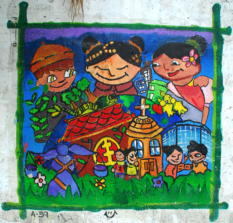 Murals Philippine Filipino Chinese Friendship Day 2007 87