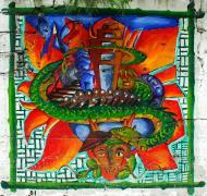 Asisbiz Murals Philippine Filipino Chinese Friendship Day 2007 02