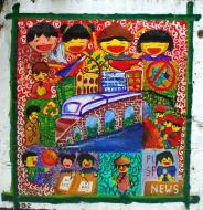 Asisbiz Murals Philippine Filipino Chinese Friendship Day 2007 03