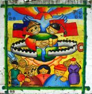 Asisbiz Murals Philippine Filipino Chinese Friendship Day 2007 04