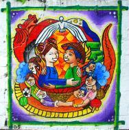 Asisbiz Murals Philippine Filipino Chinese Friendship Day 2007 06