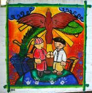 Asisbiz Murals Philippine Filipino Chinese Friendship Day 2007 07