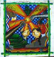 Asisbiz Murals Philippine Filipino Chinese Friendship Day 2007 12