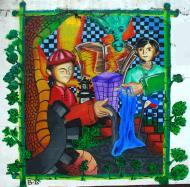Asisbiz Murals Philippine Filipino Chinese Friendship Day 2007 13