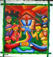 Asisbiz Murals Philippine Filipino Chinese Friendship Day 2007 15