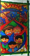 Asisbiz Murals Philippine Filipino Chinese Friendship Day 2007 16