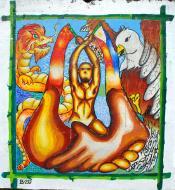 Asisbiz Murals Philippine Filipino Chinese Friendship Day 2007 19