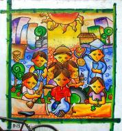 Asisbiz Murals Philippine Filipino Chinese Friendship Day 2007 20