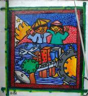Asisbiz Murals Philippine Filipino Chinese Friendship Day 2007 21