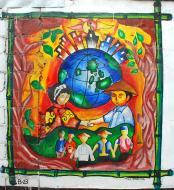 Asisbiz Murals Philippine Filipino Chinese Friendship Day 2007 22