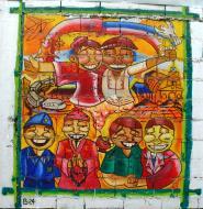 Asisbiz Murals Philippine Filipino Chinese Friendship Day 2007 23