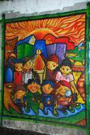 Asisbiz Murals Philippine Filipino Chinese Friendship Day 2007 27