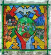 Asisbiz Murals Philippine Filipino Chinese Friendship Day 2007 28