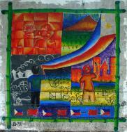 Asisbiz Murals Philippine Filipino Chinese Friendship Day 2007 29