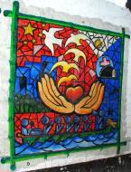 Asisbiz Murals Philippine Filipino Chinese Friendship Day 2007 37