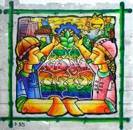Asisbiz Murals Philippine Filipino Chinese Friendship Day 2007 39