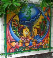 Asisbiz Murals Philippine Filipino Chinese Friendship Day 2007 40