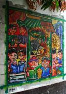 Asisbiz Murals Philippine Filipino Chinese Friendship Day 2007 41