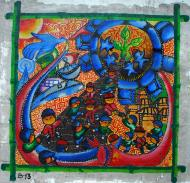 Asisbiz Murals Philippine Filipino Chinese Friendship Day 2007 42