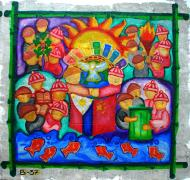 Asisbiz Murals Philippine Filipino Chinese Friendship Day 2007 43