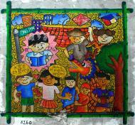 Asisbiz Murals Philippine Filipino Chinese Friendship Day 2007 45