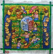 Asisbiz Murals Philippine Filipino Chinese Friendship Day 2007 47