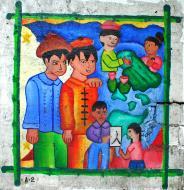 Asisbiz Murals Philippine Filipino Chinese Friendship Day 2007 50
