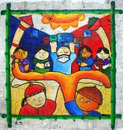 Asisbiz Murals Philippine Filipino Chinese Friendship Day 2007 51