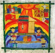 Asisbiz Murals Philippine Filipino Chinese Friendship Day 2007 57