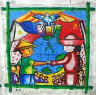Asisbiz Murals Philippine Filipino Chinese Friendship Day 2007 59