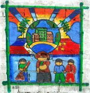 Asisbiz Murals Philippine Filipino Chinese Friendship Day 2007 61