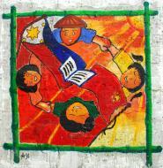 Asisbiz Murals Philippine Filipino Chinese Friendship Day 2007 62