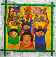 Asisbiz Murals Philippine Filipino Chinese Friendship Day 2007 63