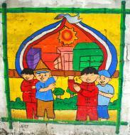 Asisbiz Murals Philippine Filipino Chinese Friendship Day 2007 65