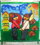 Asisbiz Murals Philippine Filipino Chinese Friendship Day 2007 66