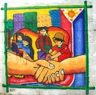 Asisbiz Murals Philippine Filipino Chinese Friendship Day 2007 69