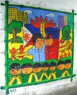 Asisbiz Murals Philippine Filipino Chinese Friendship Day 2007 70