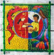 Asisbiz Murals Philippine Filipino Chinese Friendship Day 2007 71