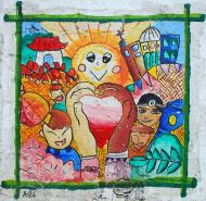 Asisbiz Murals Philippine Filipino Chinese Friendship Day 2007 73
