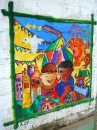 Asisbiz Murals Philippine Filipino Chinese Friendship Day 2007 74
