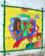 Asisbiz Murals Philippine Filipino Chinese Friendship Day 2007 76