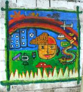 Asisbiz Murals Philippine Filipino Chinese Friendship Day 2007 78