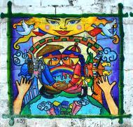Asisbiz Murals Philippine Filipino Chinese Friendship Day 2007 83