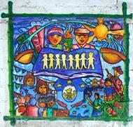 Asisbiz Murals Philippine Filipino Chinese Friendship Day 2007 84