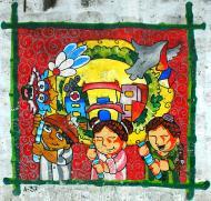 Asisbiz Murals Philippine Filipino Chinese Friendship Day 2007 85