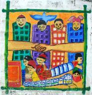 Asisbiz Murals Philippine Filipino Chinese Friendship Day 2007 89